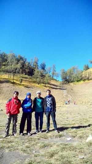 Autumn Colors tanjakan Cinta Mount Semeru