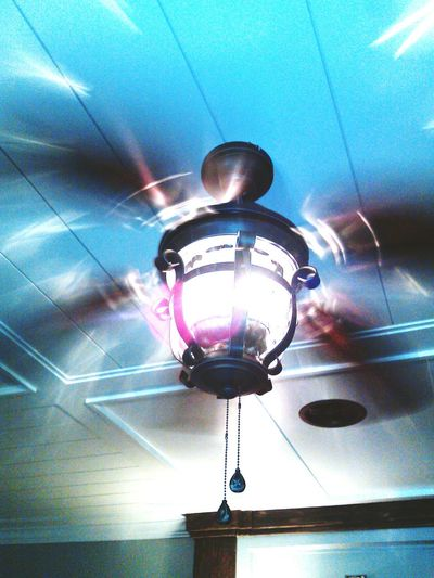 This is a cealing fan i installed First Eyeem Photo