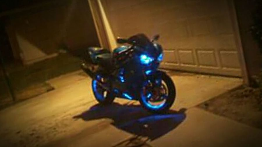 2008 Kawasaki Ninja 636 Damn That Bitch Looks Fine I Know That's Why She's Mines Hit 153 Mph Could Of Hit Fastest Then 153 Got Scared Way Too Fast
