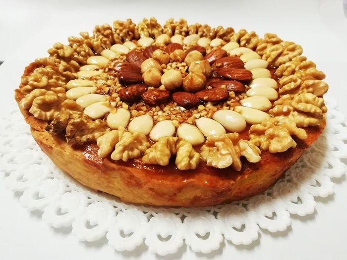 Dolce di San Michele Sweet Pie Tart - Dessert Apple Pie Dessert Fruit Plate Cake Close-up Sweet Food Food And Drink Fruitcake Powdered Sugar Baked Pastry Item My Best Travel Photo EyeEmNewHere Autumn Mood