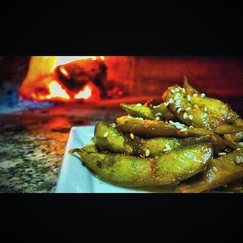 Edamame Togarashi w/ toasted Sesame Seeds... Wednesday Fix-dinner 2 weeks ago