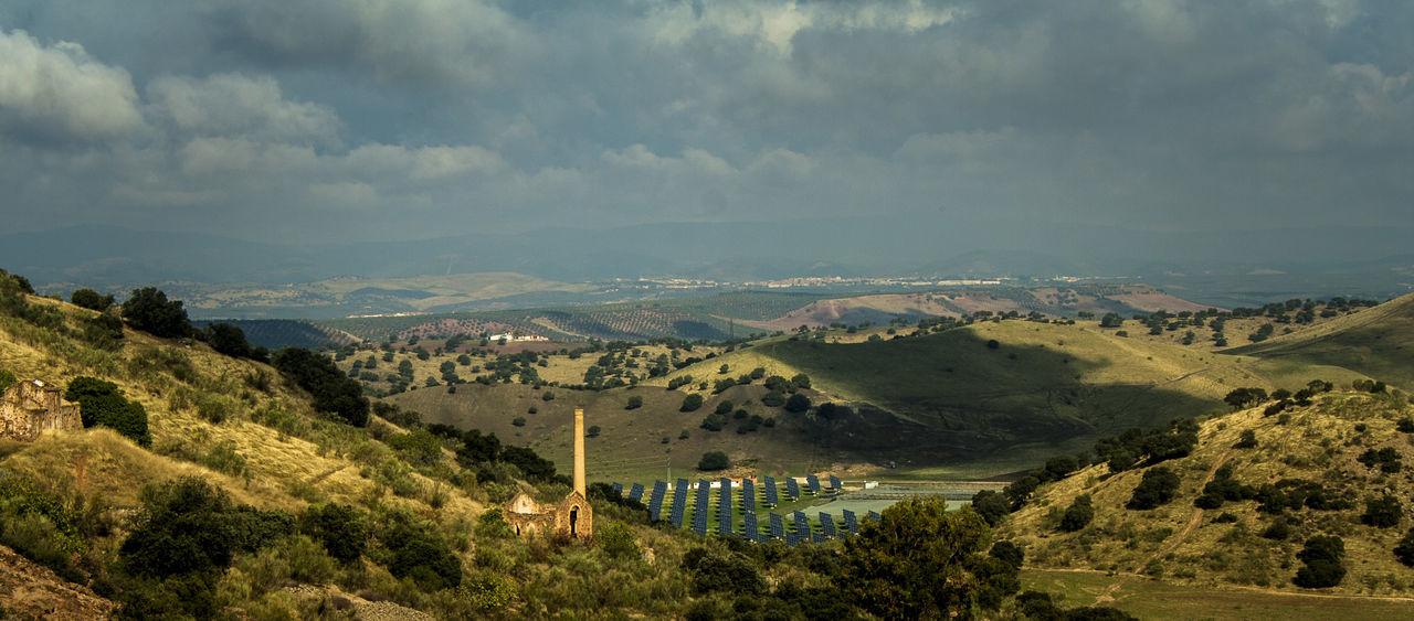 Arquitectura Industrial Dehesa Linares Minas De Linares Mining Mining Heritage Mining Industry Sierra Morena