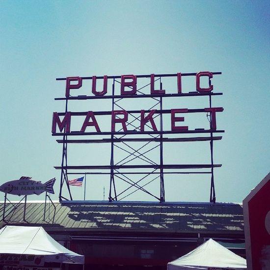 PikePlaceMarket Seattle Publicmarket Futurehome