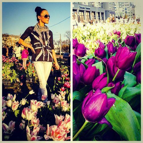 Beautifull flowers day))) Sunnymood Holidays Enjoylife