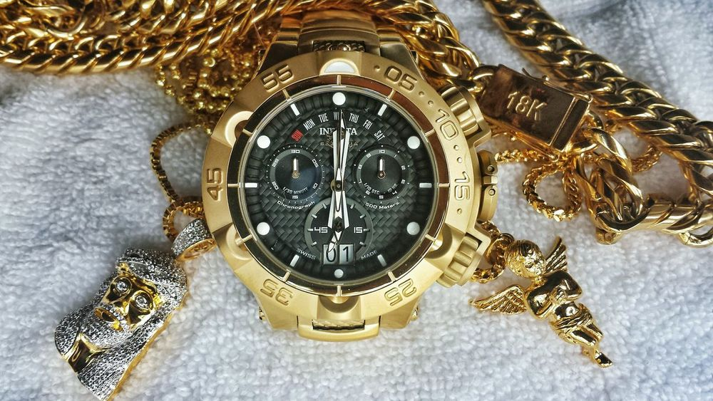 Watchporn Subaqua Noma V Wrist Game Check This Out Gold Watches Watch The Clock Watch Collection Getting Inspired The Fashionist - 2015 EyeEm Awards