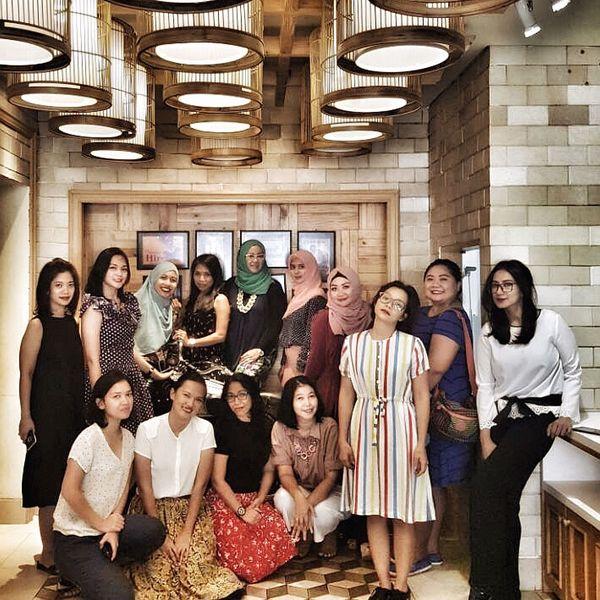 Arisan 4 - 2017, at Kedai Kopi Tenong, Cipete Raya. ImpressiveMindsMoms Arisan 4/17 By ITag Arisan Ex IMLC's MOMs By ITag Arisan IMCH By ITag Mobile Upload-Me & Friends