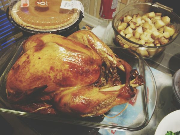 Early Thanksgiving~ Foodporn