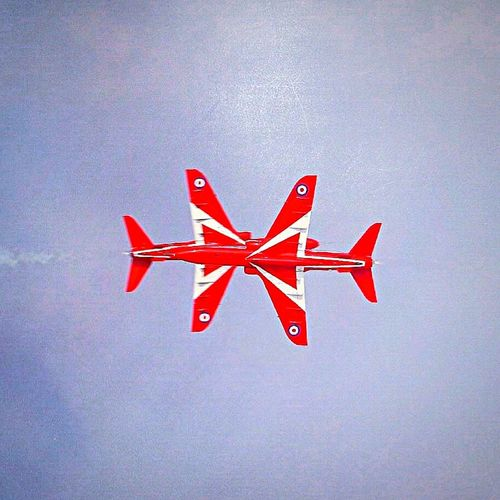 The Red Arrows Aerobatic Precision Timing Royal Air Force Heritage Breathtaking