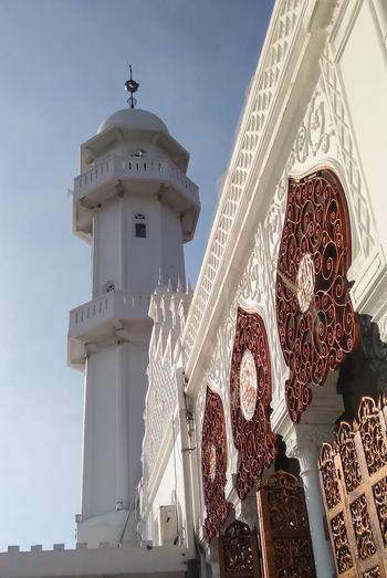 Baiturrahman Mosque Architecture Tower City Travel Destinations Built Structure Sky Outdoors Building Exterior Eye4photography  Cloud - Sky Low Angle View Day Art Is Everywhere