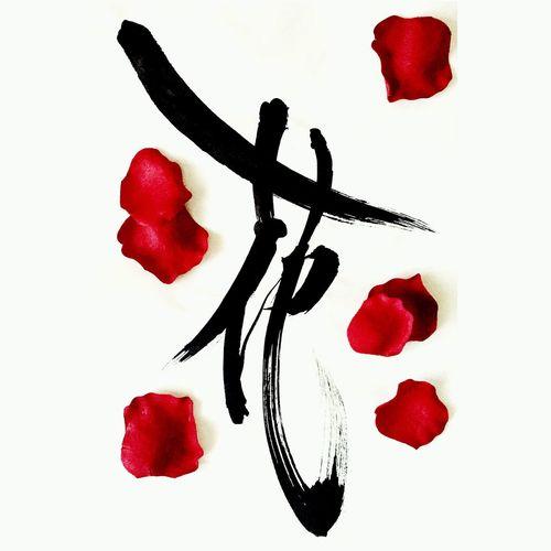 Japanesecalligraphy 書道 Shodo Calligraphy Fine Art Photography