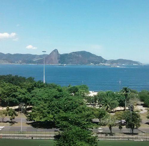 Aterro Do Flamengo,Rio DeJaneiro—Brasil RioMaravilha Rio De Janeiro Eyeem Fotos Collection⛵ Riodejaneiro Brasil ♥ BrasilSensacional Mar Sea Sea And Sky