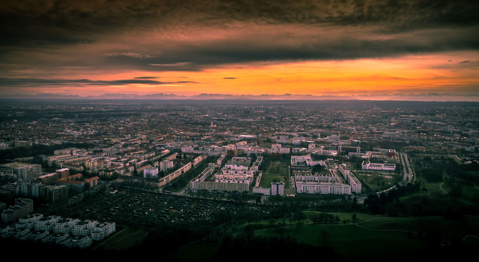 City Cityscape Clouds Clouds And Sky Colours Dramatic Sky Nature Photo Photography Sky Sky And Clouds Sunset Urban View