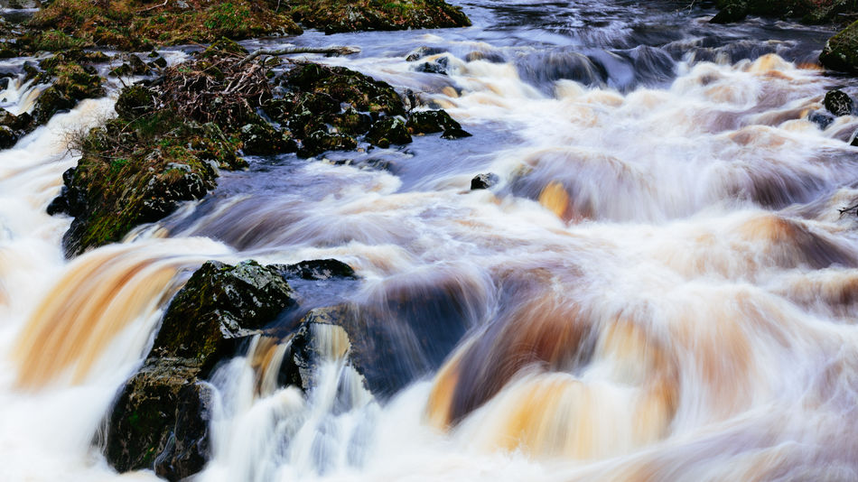 Banchory Scotland, 5th December, 2015. Falls of Feugh. Ecosystem, Environment Exposure Long Exposure Motion Nature Photography Nature, Origami, Paper, Concept, Symbol, Handmade, Butterfly, Card, Design, Spring, Gift, Decoration, Shape, Label, Greeting, Day, Sign, Unique, Holiday, Template, Decor, Simple, Love, Object, Emotion, Trendy, Romantic, Feeling, Romance, Silhouette, Image, Amour, Power In Nature River Riverscape Scenery Scotland Speed Water Waterfall