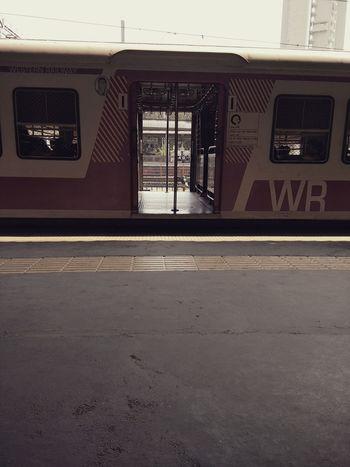 Train - Vehicle Rail Transportation Public Transportation No People Outdoors First Eyeem Photo