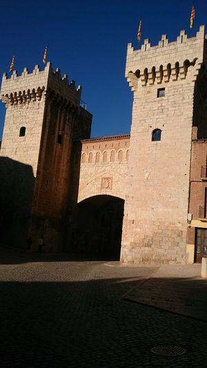La Puerta de Entrada al Pueblo de Daroca