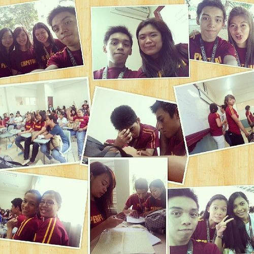 College of Engineering and Architecture orientation. TGIF. Engineering Architecture Uphsd Instagood instafollow tgif friday perps Philippines