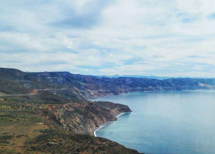 Nature Sea Ensenada Landscape