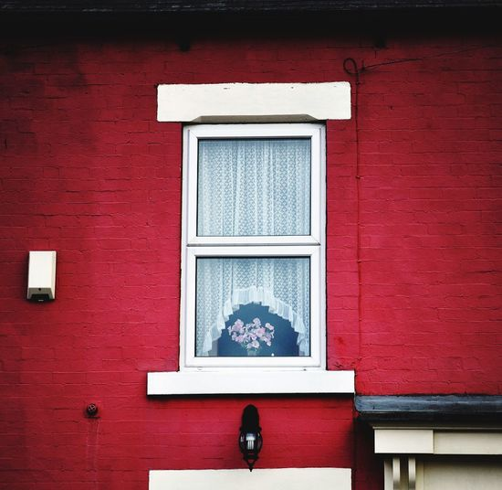 Streetphotography Red Bricks