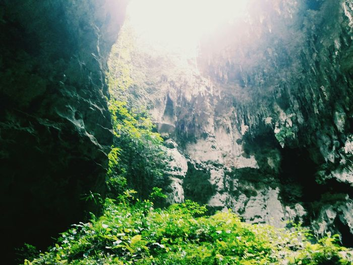 Skylight open inside Callaocave Cagayan Eyeem Philippines godsgift