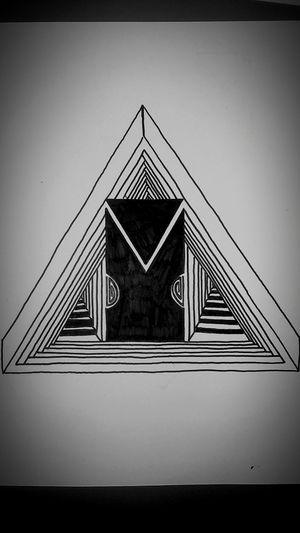 Black & White Idea Design ArtWork Poscamarkers Posca Art, Drawing, Creativity
