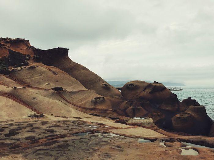 Yehliu Geopark Yehliu Geological Park North Taiwan Taiwan