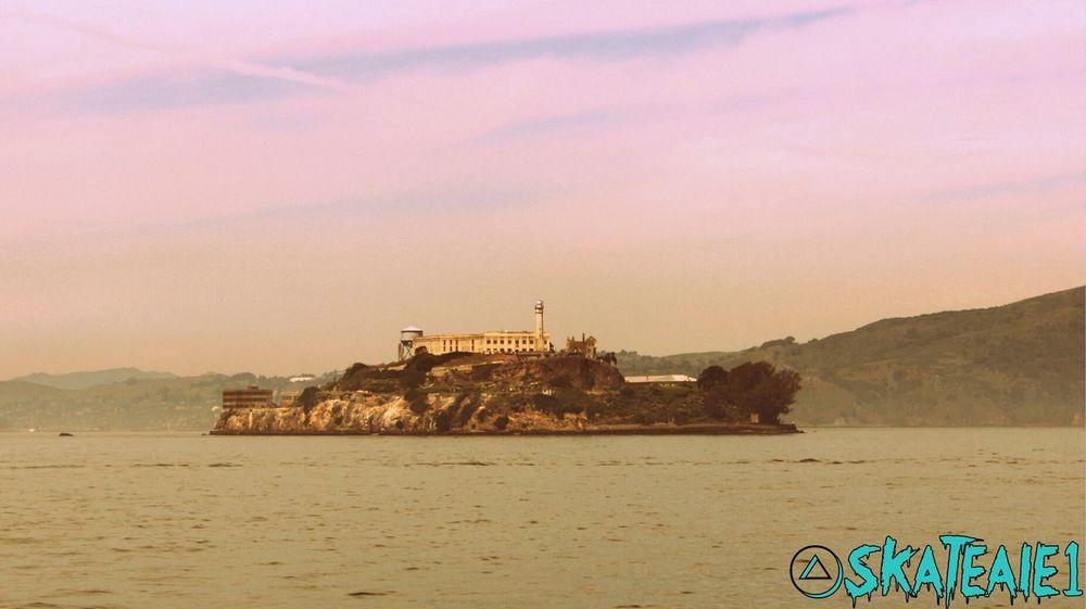 Oooh Alcatraz your a killer SF Sanfrancisco Sanfran Alcatraz