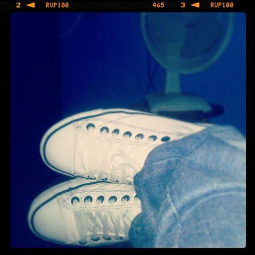 Converse... Allstar Couro Sneakers