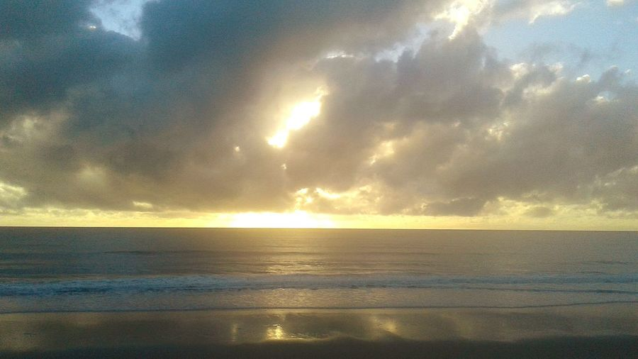 Beach Nature Sunset Water Beach Day Surf Life Natal - RN Brazil Ponta Negra Beach