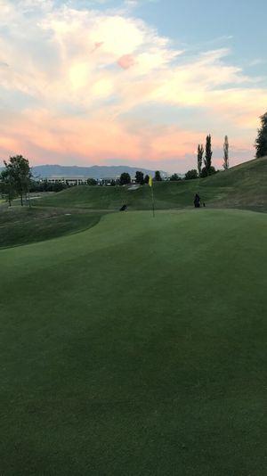 Golf First Eyeem Photo Golf Golf Course Fun