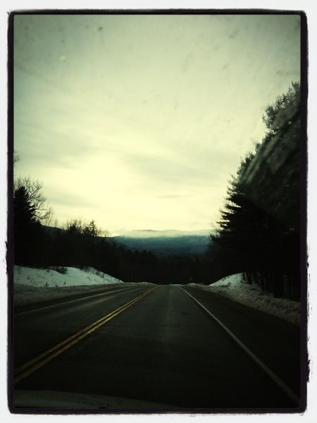 Mountians Of NH