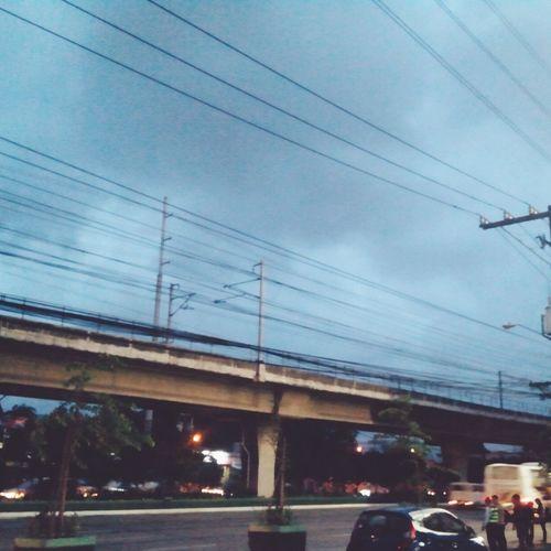 EDSA. City Streets  Highway