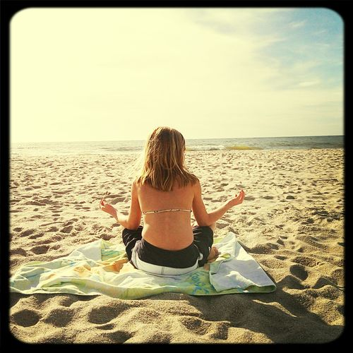 Joga At The Beach. Buhne16 Sylt Holidays