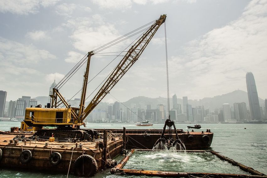 City where Building is à common thing VSCO Hong Kong Travel