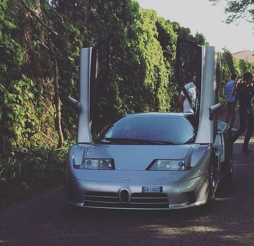 Bugatti Eb110 Parco Sigurta' Carsandcoffee 2016 Cars Check This Out That's Me Hello World Hanging Out Relaxing Taking Photos Enjoying Life Nature Freedom Landscape Italy Enjoy