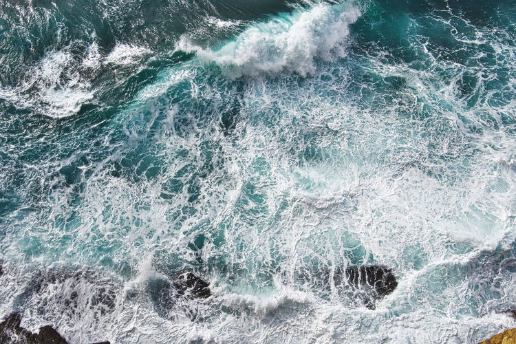 Backgrounds Beauty In Nature Mediterranean Sea Shades Of Winter Wave Winter Aerial View Backgrounds Beauty In Nature Close-up Crash Day Full Frame Motion Nature No People Outdoors Power In Nature Rippled Scenics Sea Water Waterfront Wave Go Higher