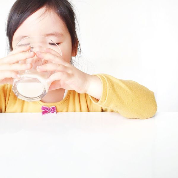 IPhoneography Drinking Almondmilk Kids Yummy Cute Family Good Times EyeEm Best Edits