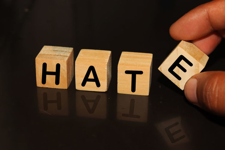 HATE made with
