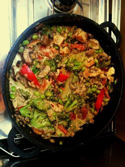 In My Kitchen Küchenschau healthy foods Hot Spices Asien Food Food Porn Awards