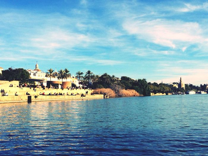 Sevilla SPAIN River Holiday