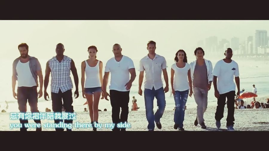 see you again Memory Furious7🎬 Fast And Furious Family Good Bye good bye Paul Walker
