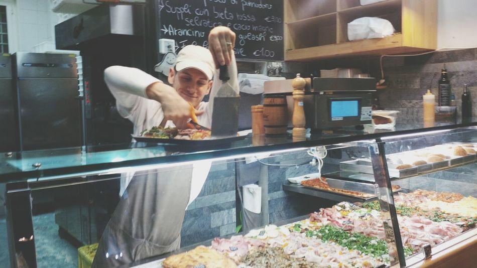 Pizzarium Bonci Roma Pornfood
