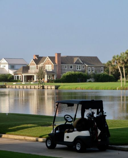 Ponte Vedra Built Structure Water Architecture Building Exterior Grass Transportation Building