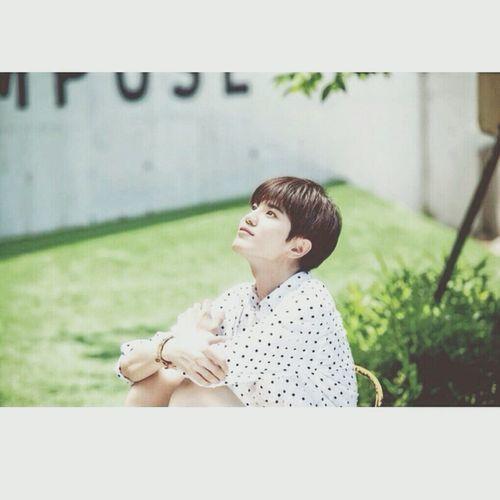 A gift for inspirits♡ twitter update Sungjong Infinité