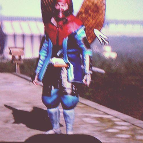 Oh snap, my shogun! I look like pazuzu's lame cousin lol. Gaming Samurai Shogun Pazuzu Strategy