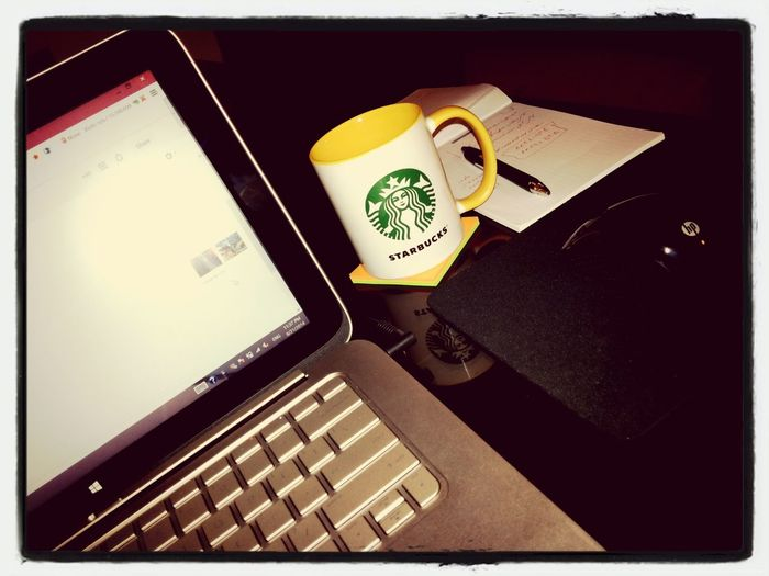 Coffe Time in home , Coffe Break  at work