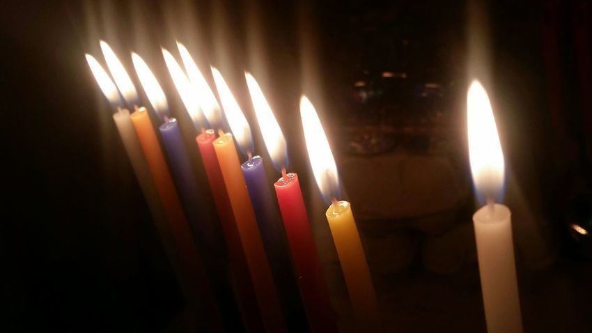 The 8th Candle of Hanukkah.... (last day of this holiday), God's bless to all of u my friends! Showcase: December Happy Hanukkah My Smartphone Life Light And Shadow Good And Evil Candlelight Festival Of Faith My Winter Favorites To My Friends That Connect Holidayseason from Tel Aviv!👋🔥🔥🔥