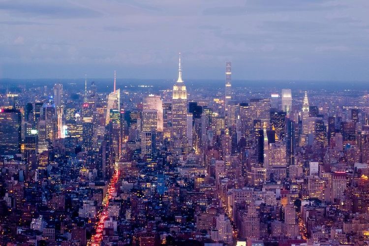 New York New York City NYC One World Trade Center One World Observatory NYC Photography High Angle View America Streetphotography Cityscape City Sunset New York At Night New York ❤ New York, New York Empire State Building Chrysler Building September 2017 Skyscraper Architecture Travel Destinations Connected By Travel Lost In The Landscape