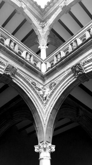 Architecture Built Structure Day Indoors  No People Patrimonio De La Humanidad Provincia De Jaén Renacimiento Renacimiento Español Renacimiento Giennense Ubeda Baeza
