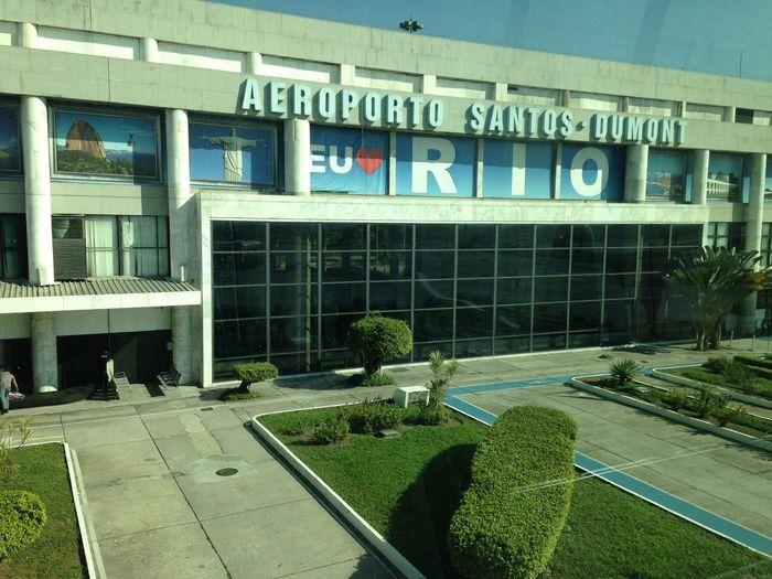 Aeroporto Santos Dumont Rio De Janeiro Brazil Brasil Rio Aeroporto Airport