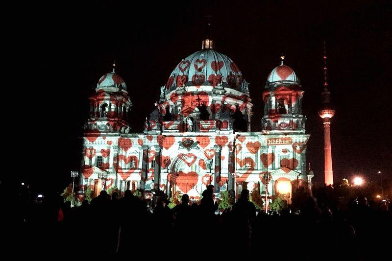 Festival Of Lights 2015 Berlin Leuchtet 2015 My Fuckin Berlin